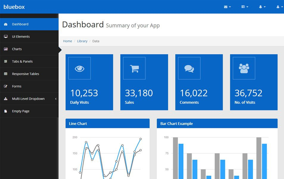 Bluebox-Free-Bootstrap-Admin-Template