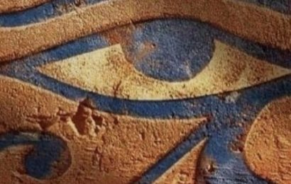 The Eye of Horus and Our Brain