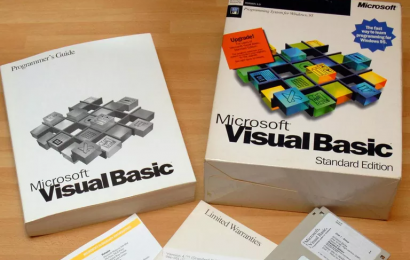 The Rise and Fall of Visual Basic